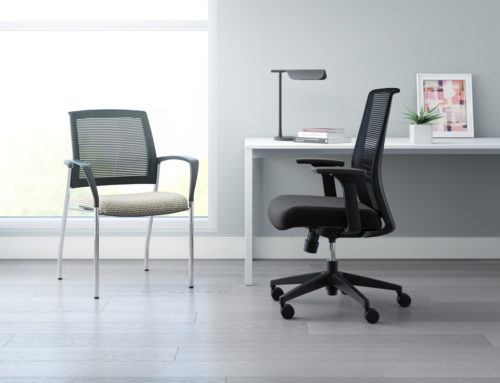 """What does it mean for an office to be """"ergonomic""""?"""