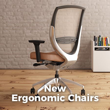 New Ergonomic Chairs