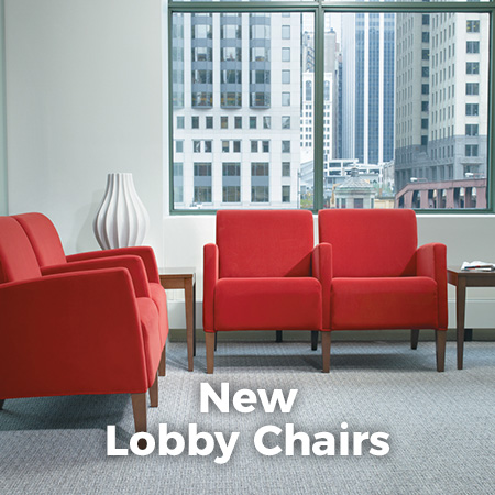 New Lobby Chairs