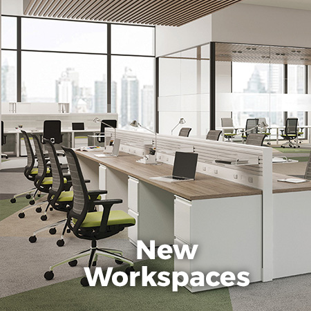 New Workspaces