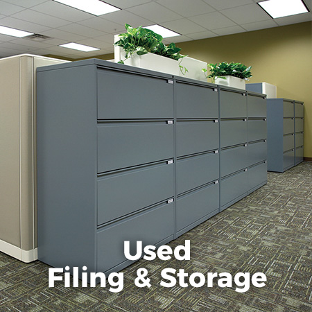 Used Filing & Storage