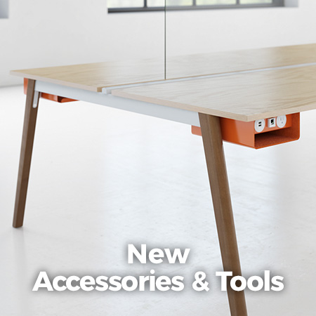 New Accessories & Tools