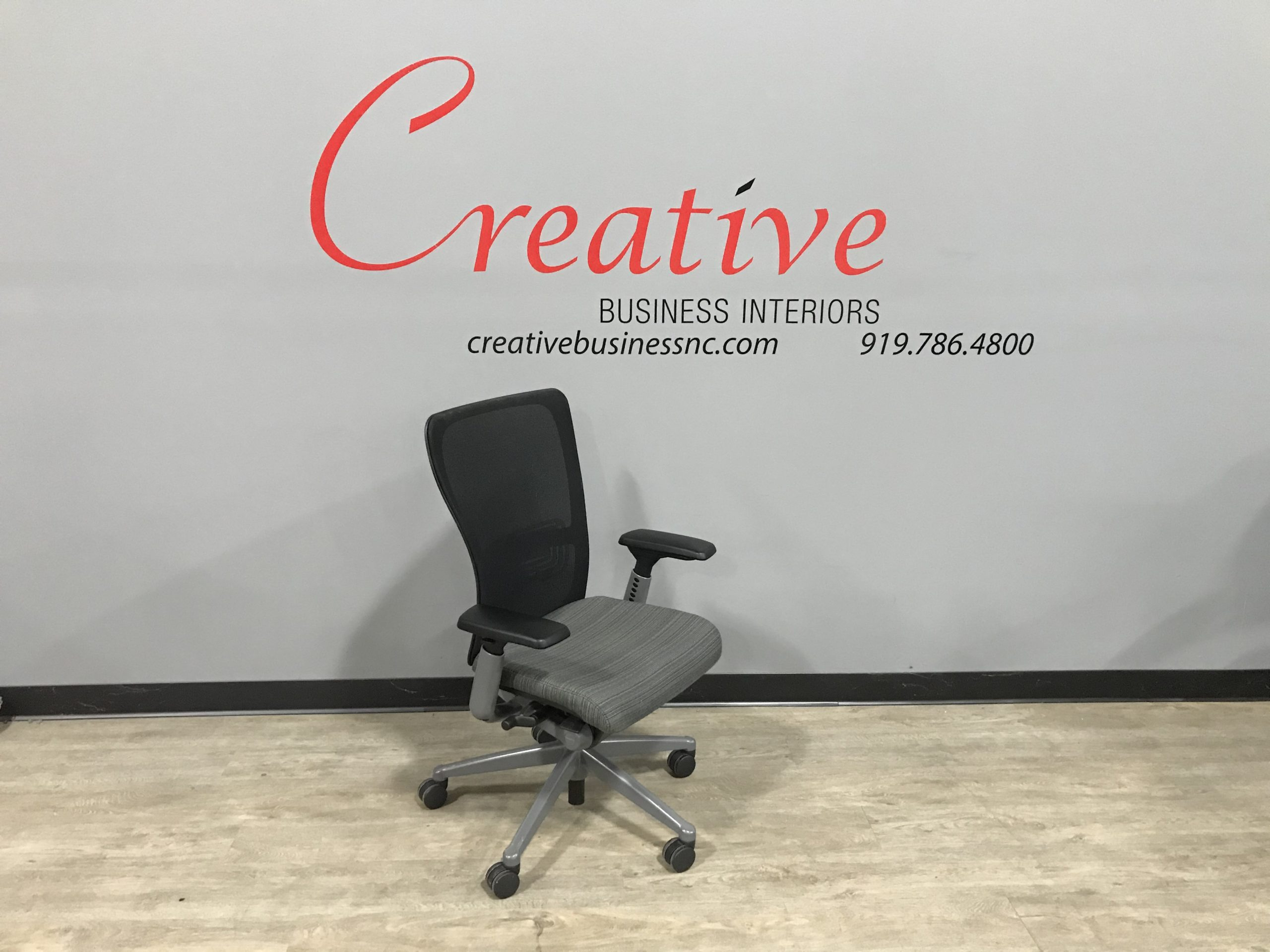 Haworth Zody Task Chair St 191004 Creative Business Interiors New And Used Office Furniture